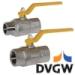 2-Wege Kugelhahn für Gas