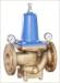 Industrie-Membrandruckminderer für Seewasser PN16+25 / 1,5 - 6 bar