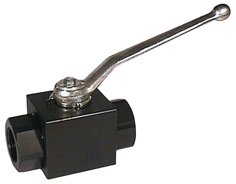 Block-Kugelhahn Stahl